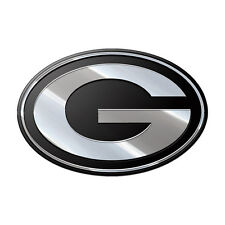 Green Bay Packers Heavy-Duty Metal Auto Emblem [NEW] NFL Chrome Car Decal CDG