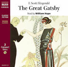 The Great Gatsby (Modern Classics), F. Scott Fitzgerald - Audio CD Book NEW 9789