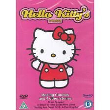 * NEW SEALED TV DVD * HELLO KITTY'S PARADISE 01 * DVD * Pk