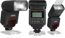 Sigma EF-610 DG Super Flash for Nikon DSLR Cameras, London
