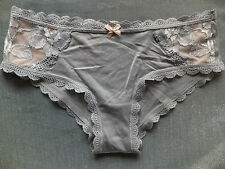 Victoria's Secret XSMALL *BODY BY VICTORIA* HIPHUGGER *Grey*