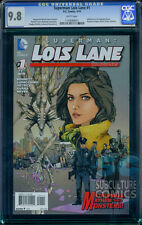 SUPERMAN LOIS LANE #1- CGC 9.8 - FIRST PRINT - FIRST LOIS LANE SOLO ISSUE - RARE