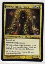 Damia, Saggia di Pietra - Sage of Stone MTG MAGIC Com Commander Italian