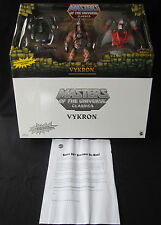 2012 MOTU MASTERS OF THE UNIVERSE VYKRON ULTIMATE ETERNIAN CHAMPION Skeletor pin