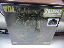 VOLBEAT Beyond Hell Above Heaven 2x LP NEW BROWN Colored vinyl RSD + download