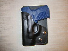 SPRINGFIELD XDS 3.3 45 cal. leather right hand, wallet and pocket holster
