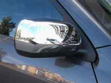 Chrome Side Rear View Mirror Cover for Suzuki Grand Vitara 3D 5D