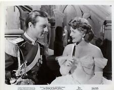 "George Montgomery/Paula Corday""TheSword of Monte Cristo""1951 Vintage Movie Still"