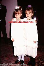 Original 35mm Photo Slide Mary Kate & Ashley Olsen Full House # 3