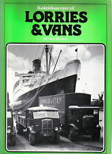 Kaleidoscope of Lorries & Vans by Baldwin 1979 AEC Albion Scammell Dennis Guy +