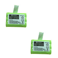 Clarity C4230 Cordless Phone Battery Combo-Pack incl.: 2xSDCP-H318 Batteries