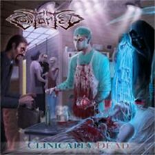 CONTORTED - Clinically Dead (NEW*US DEATH/THRASH METAL*BRUTALITY FOLLOW UP)
