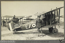 RAF Sopwith Snipe 1918 World War 1 7x5 Inch Reprint Photograph Great War bl