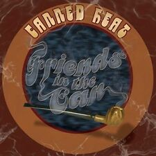 Friends in the Can by Canned Heat (CD, Jun-2003, Fuel 2000) Out of Print
