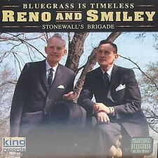 RENO & SMILEY country bluegrass CIVIL WAR SONGS new cd