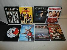 Lot **Full Screen** DVD Bones Season 2/All About My Mother/There Will Be Blood