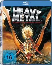 """Heavy Metal [Blu-ray](NEU/OVP) Sex and Crime and Rock """"n Roll! Basierend auf dem"""