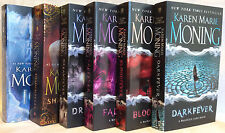 Fever Series Complete Collection Set Books 1-6 by Karen Moning Brand W/ ICED!