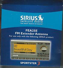 Sirius Satellite Radio FEA25E FM Extender Antenna - NEW!!!