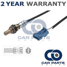 Pour CITROEN DS3 1.6 THP 155 2011 - 4 câbles arrière LAMBDA capteur d'oxygène sonde des gaz d'échappement