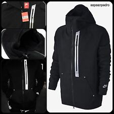Mens Nike Tech Fleece Hero Full Zip Flash Jacket Size LARGE Hoody [835566-010]