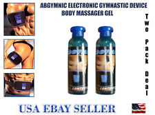 100 ml AbGymnic Application Gel for all Ab Belts - 2 Pack Deal