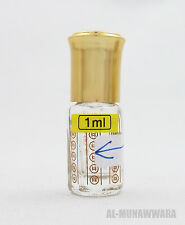 1ml Musk by al WHITE-Haramain Arabo Profumo Olio Traditional/Attar