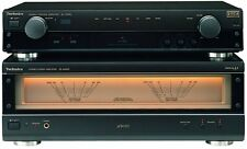 Technics SU-A1010 EX-DISPLAY AUDIOPHILE PRE/POWER AMPLIFIER