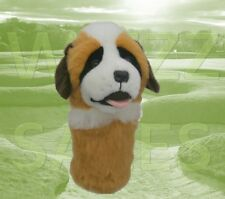 Daphnes Novelty Golf Club Driver 1 Wood Headcover St Bernard