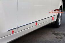 Chrome door Side Molding trim For Mercedes Benz C -CLASS 4Door  W204 2008-2013