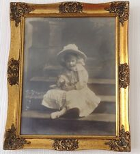 Vintage Antique Style French Gold Ornate Picture Frame Shabby Chic