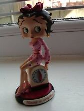 RARE Danbury Mint Betty Boop TIMING is EVERYTHING Collectable Figurine Ornament