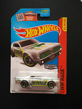 Hot Wheels '68 MERCURY COUGAR 2015 ZAMAC SERIES - E379