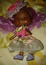 Vintage Strawberry Shortcake muñeca custom ooak 'invitamos Sorbete' Reroot Cabello
