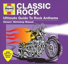 NEW Ultimate Guide To Rock Anthems CD (CD) Free P&H