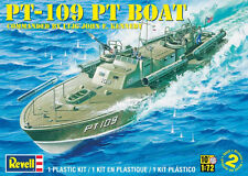 Revell PT-109 P.T. Boat 1/72 plastic model kit new 310 DAMAGED BOX