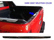 GRAY BACK REAR LINE TAIL GATE COVER FOR FORD RANGER T6 MK2 FACELIFT 2015-ON V.2
