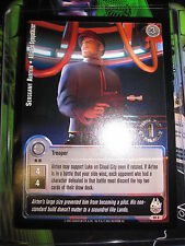 STAR WARS CCG JEDI KNIGHTS CARD MINT/N-MINT 1ST DAY 39C COM SERGEANT AIRTEN...
