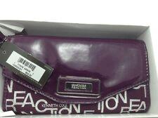 Women's Kenneth Cole Reaction Purple Moonlight Wallet - $52 MSRP - 40% off