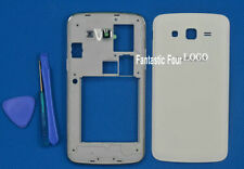 For Samsung Galaxy Grand 2 II G7102 G7106 After middle housing White