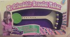 My Friendship Bracelet Maker Kit DIY includes String.