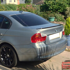 ++E90 BMW M3 3-Series 06-11 ABS Trunk Spoiler A52 Gray Painted §