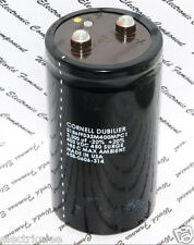 1pcs-CDE 3300uF 400V 3186FF332M400MPC1 Screw Terminal Capacitor- 64x120 (BOX021)