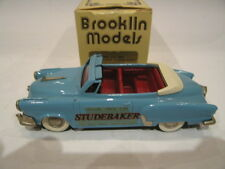 1/43 BROOKLIN 17X STUDEBAKER COMMANDER PACE CAR INDY INDIANAPOLIS 1952