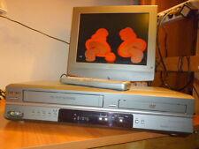 VIDEOREGISTRATORE HITACHI DV-PF6E DVD/ VHS COMBO VCR + TELECOMANDO UNIVERSALE