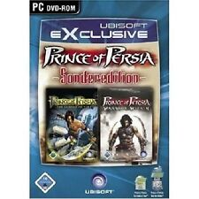 PRINCE OF PERSIA The Sands of Time + Warrior Within NEU