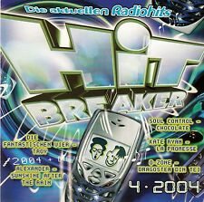 HITBREAKER 4/2004 - COMPILATION / 2 CD-SET - TOP-ZUSTAND