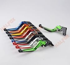 Adjustable Folding brake clutch levers KAWASAKI NINJA 300R 2013-2014
