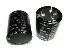 10pcs 560uf 450v Nippon Chemi-Con SMH Electrolytic Capacitor 40x46 Ham Radio