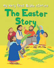 The Easter Story (My Very First Bible Stories),VERYGOO